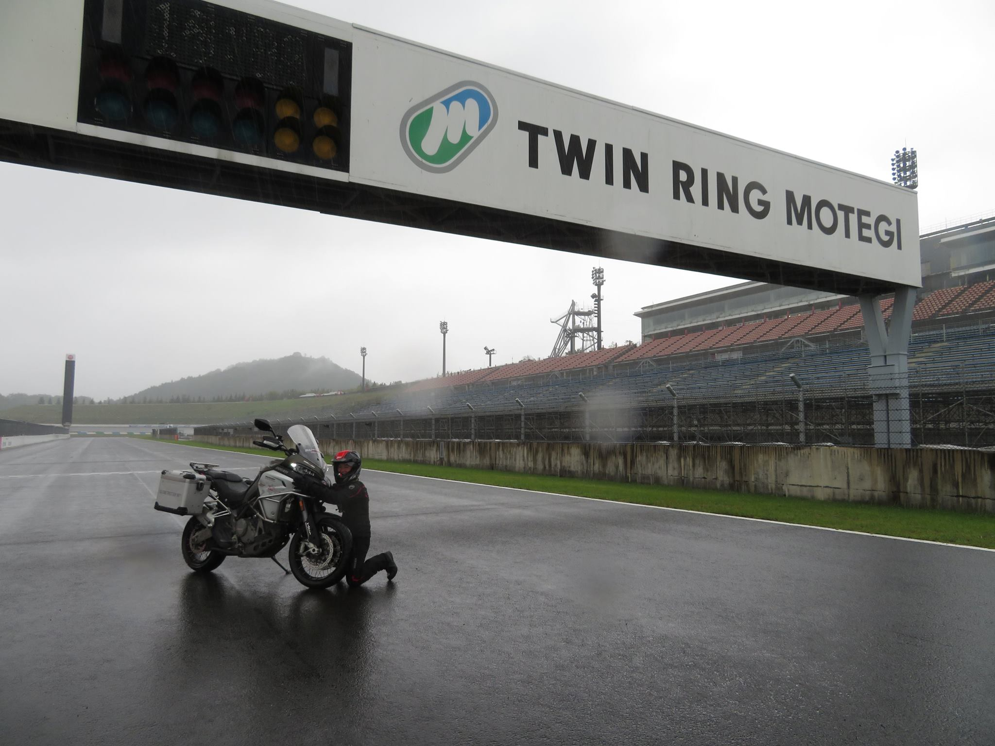 Extra 1 : Riding on Motegi 2016